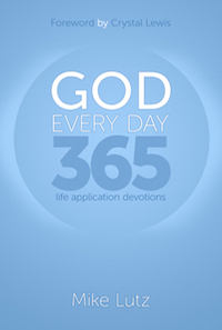 God Every Day by Mike Lutz