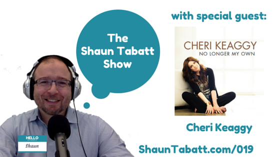 EPISODE 19: CHERI KEAGGY – NO LONGER MY OWN [PODCAST]