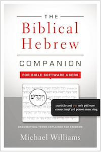 Biblical Hebrew Companion for Bible Software Users by Michael Williams