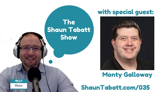 EPISODE 35: MONTY GALLOWAY – BIBLE+ 6 FOR IOS – OLIVE TREE BIBLE SOFTWARE [PODCAST]