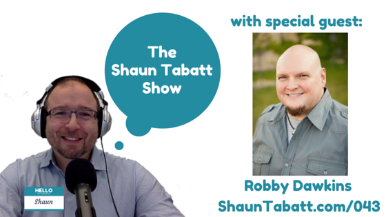 EPISODE 43: ROBBY DAWKINS – IDENTITY THIEF: EXPOSING SATAN'S PLAN TO STEAL YOUR PURPOSE, PASSION & POWER [PODCAST]