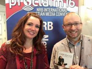 Cheri Keaggy and Shaun Tabatt NRB 2016 Nashville