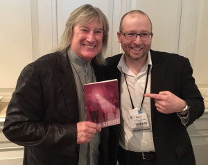 John Schlitt and Shaun Tabatt at NRB 2016