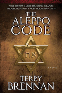 The Aleppo Code by Terry Brennan
