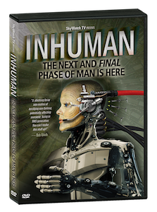 Inhuman DVD