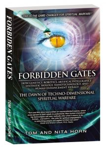 Forbidden Gates by Tom Horn