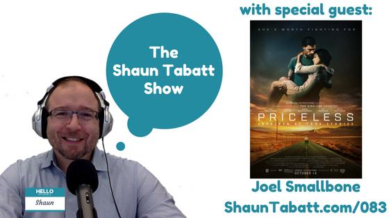 Episode 83: Joel Smallbone – PRICELESS [podcast]