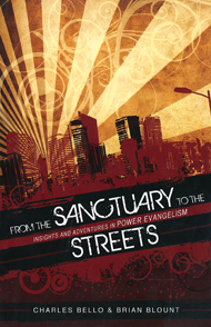 From the Sanctuary to the Streets by Brian Blount