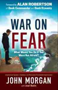 War on Fear by John Morgan
