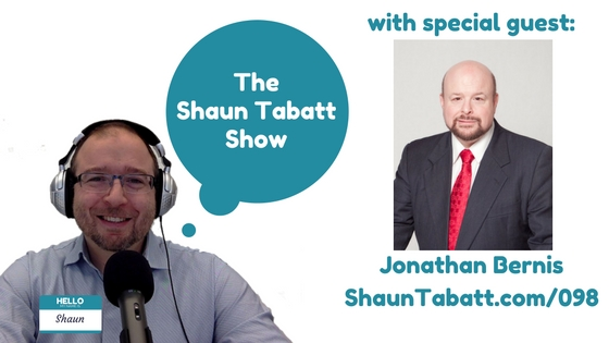 Episode 98: Jonathan Bernis –  A Rabbi Looks at the Supernatural: A Revealing Look at Angels, Demons, Miracles, Heaven and Hell [podcast]