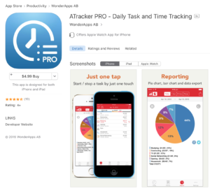 ATracker Pro - Daily Task and Time Tracking