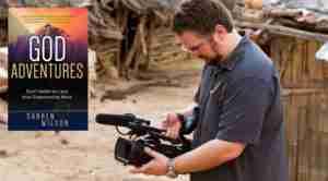 Darren Wilson Filming - God Adventures
