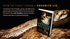 Unmasking the Accuser by Kynan Bridges