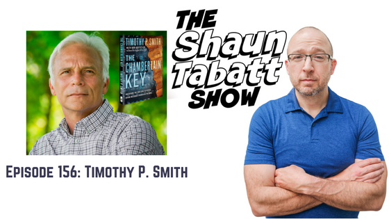 Episode 156: Timothy P. Smith: The Chamberlain Key: Unlocking the God Code to Reveal Divine Messages Hidden in the Bible [podcast]
