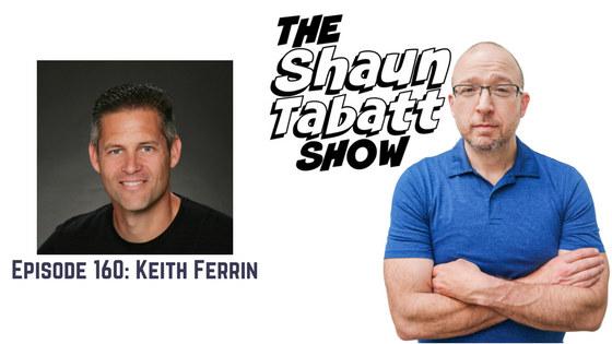 Episode 160: Keith Ferrin – Bible Praying for Parents [podcast]