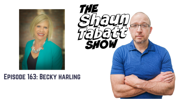 Episode 163: Becky Harling – How to Listen So People Will Talk: Build Stronger Communication and Deeper Connections [podcast]
