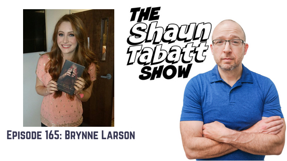 Episode 165: Brynne Larson – The Dark Side of the Supernatural [podcast]