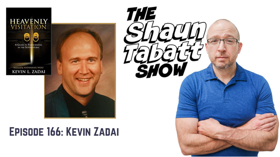 Episode 166: Kevin Zadai died during a routine surgery and found himself face to face with Jesus!