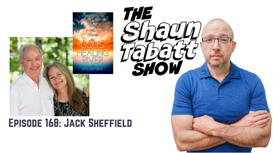 Episode 168: Jack Sheffield was miraculously healed after being hit by a 25-ton asphalt truck! [podcast]