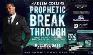Prophetic Breakthrough by Hakeem Collins