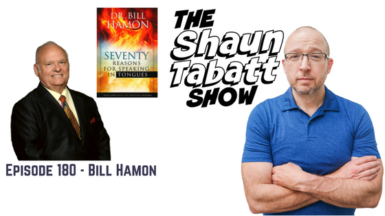 Episode 180: Bill Hamon – 70 Reasons for Speaking in Tongues [podcast]
