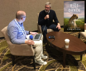 Shaun Tabatt interviewing Gordon Wilson at NRB 2018 in Nashville 2