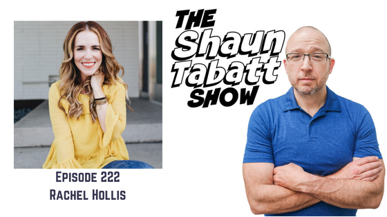 Episode 222: 7 Questions with Rachel Hollis [podcast]