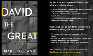 David the Great by Mark Rutland