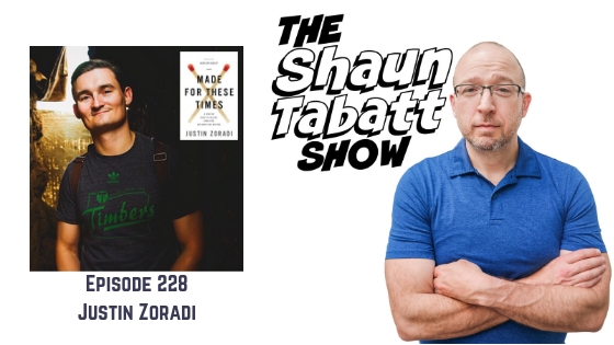 Episode 228: Justin Zoradi – Made for These Times: A Start-Up Guide to Calling, Character, and Work That Matters [podcast]