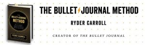 Ryder Carroll - Bullet Journal Method