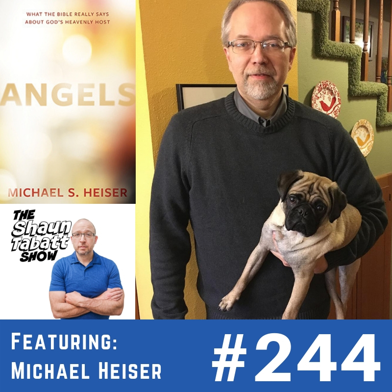244 - Michael Heiser - Angels