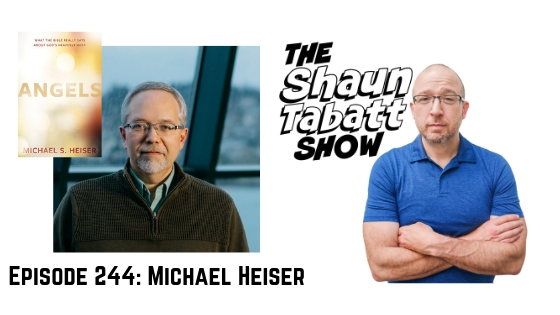Episode 244: Michael Heiser – Angels: What the Bible Really Says About God's Heavenly Host [podcast]