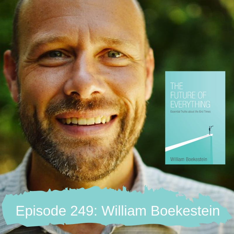 William Boekestein - The Future of Everything