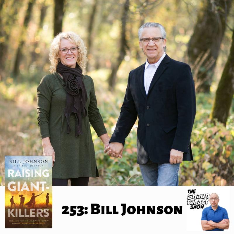 253 - Bill Johnson - Raising Giant-Killers