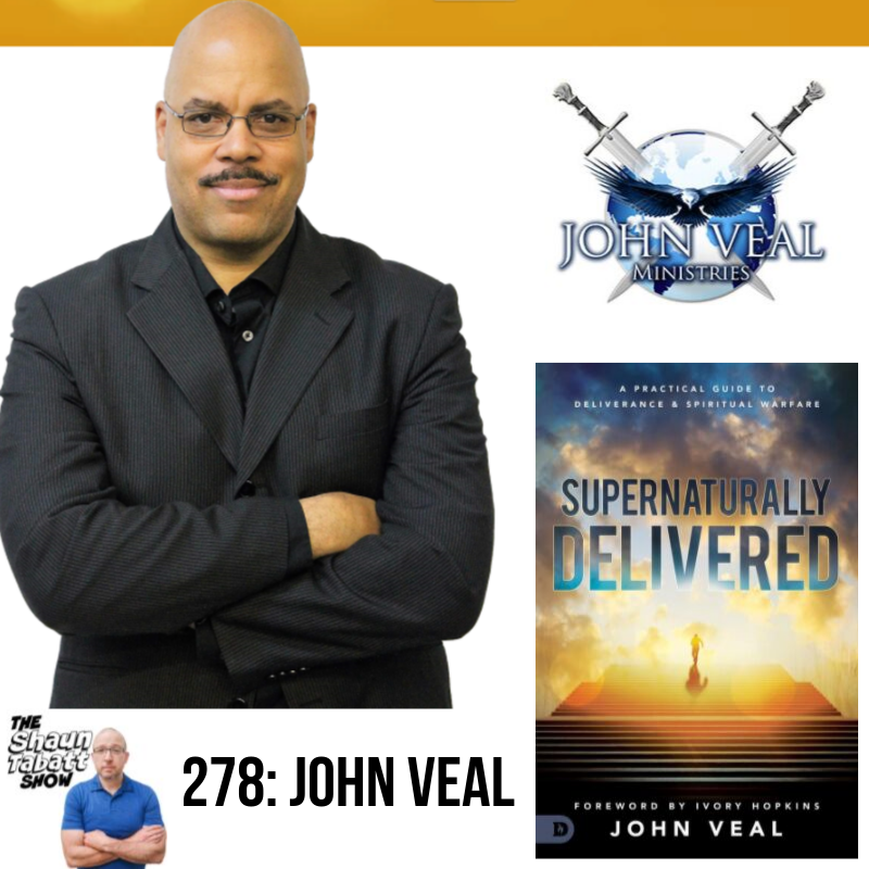 Episode 278: John Veal - A Practical Conversation on