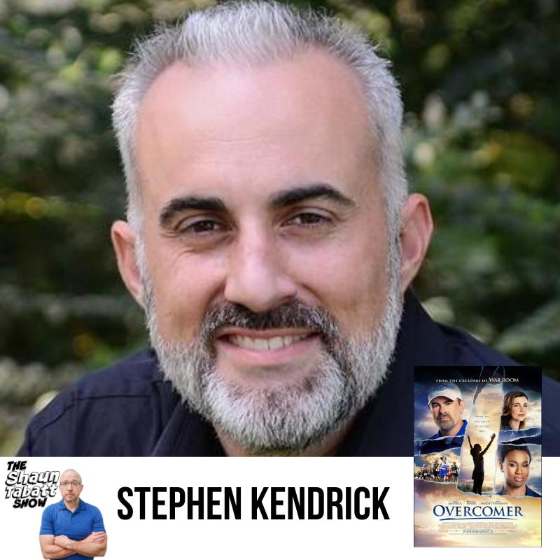 Shaun Tabatt Show-282 Stephen Kendrick Overcomer