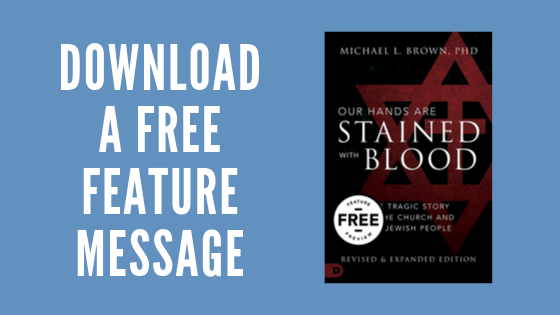 Michael Brown - Our Hands are Stained with Blood - Free Message Download