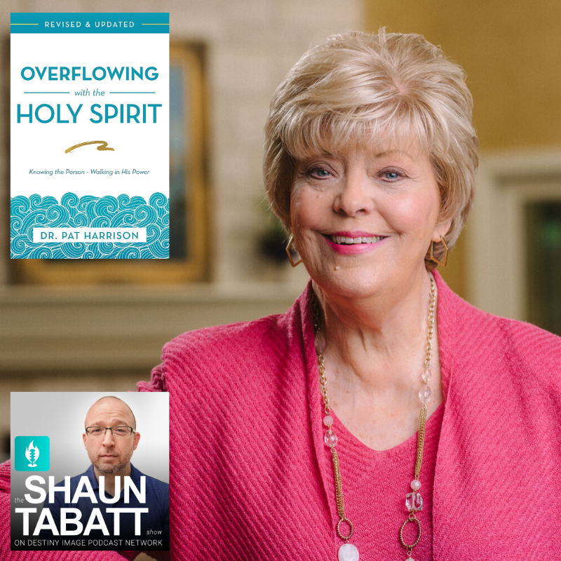 311 - Pat Harrison - How to Know the Holy Spirit and Walk in His Power