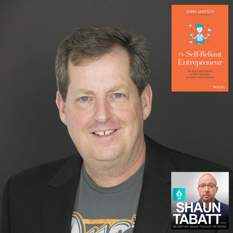 313 - John Jantsch - The Self-Reliant Entrepreneur