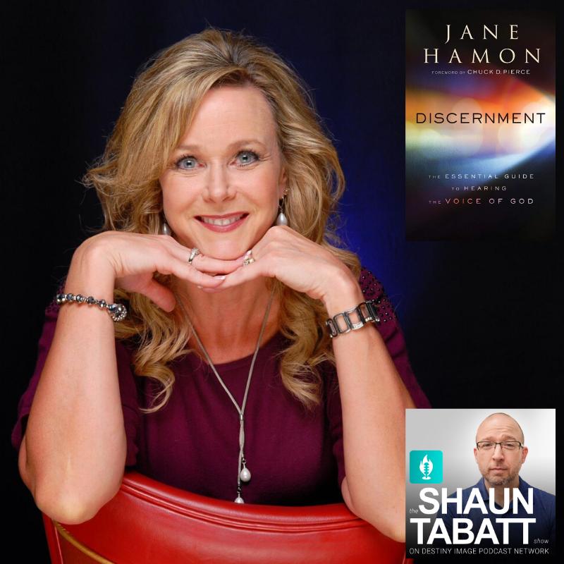 Jane Hamon - Discernment - 308