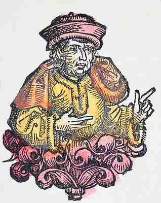 Arnobius of Sicca