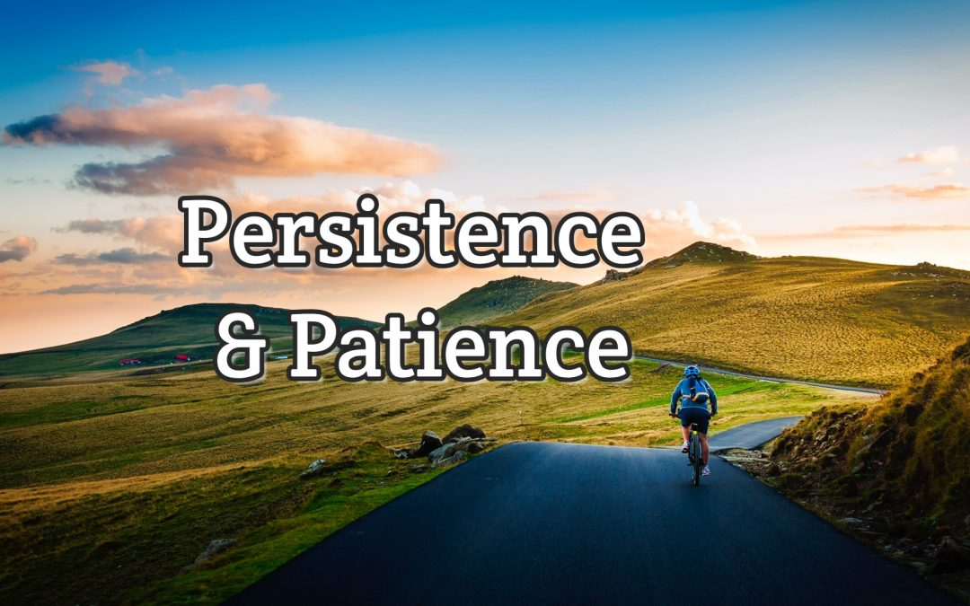 Psalm 40:1-2 – Persistence and Patience