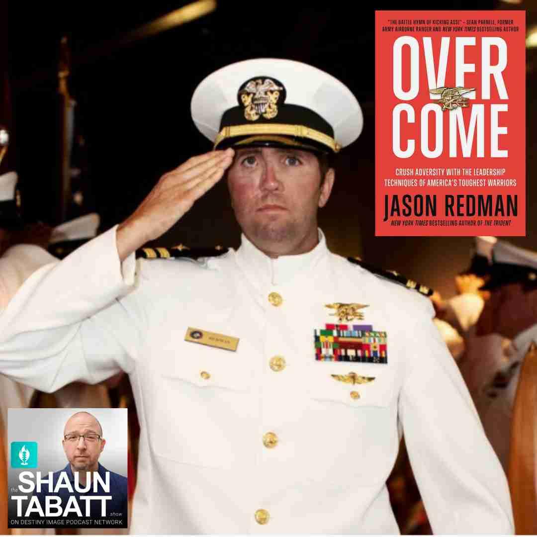 Jason Redman - Overcome