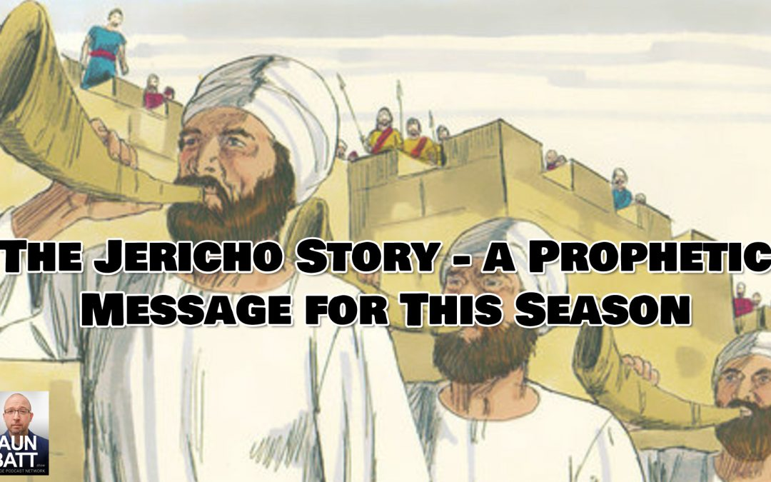 The Jericho Story – Phill Urena Shares a Prophetic Message for This Season
